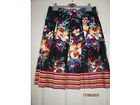 m & co skirt