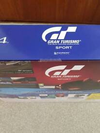 Brand new ps4 console with gran turismo