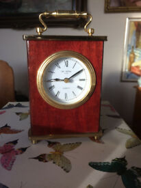New - small table clock