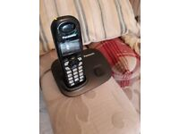 Panasonic Triple Cordless Phones
