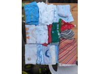 3 - 6 month baby boy bundle