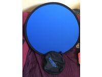 80cm Blue/Grey Reflector