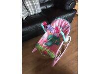 Fisher price baby chair/rocker