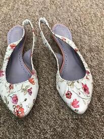 Irregular Choice summer shoes size 39