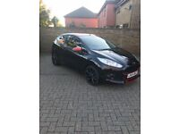 1.0 Eco-Boost Ford Fiesta Zetec S - LIMITED EDITION