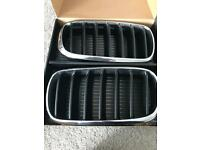 BMW X5 2018 original kidney grills