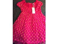 NEW FRENCH CONNECTION 24 months 2 year girls party dress