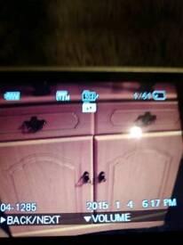 2 door cupboard inner shelf 4x3