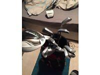 Golf clubs set ideal for beginners!!