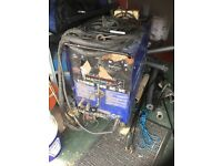 Frowig 205 AC-DC TIG Welder with water cooled torch