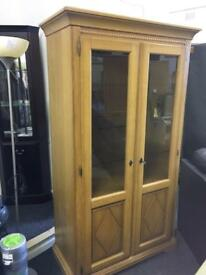 Solid wood unit can deliver