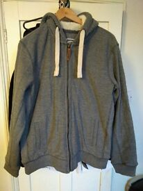 Mens Large Fat Face Hoddie NEW!