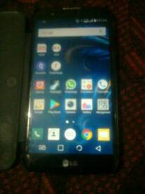 Lg4 phone goods condition and black colour soft