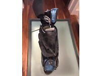 Wilson Staff junior golf set