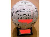 Business Promotional calendar ball