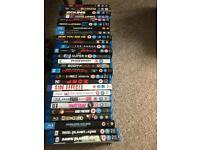 Blu-ray job lot.