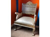 Throne/ luxury chair for sale