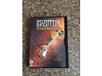 LED ZEPELIN DVD, The Story Remains The same In Concert & Beyond