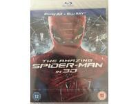 The amazing Spider-Man 1&2