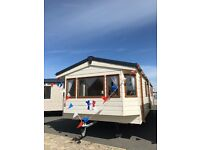 Static Caravan - North Wales - Site fees inc