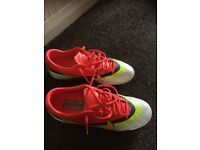 Used Nike indoor football boots size 8