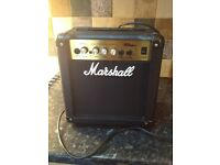 Marshall MG 10 CD guitar amp