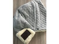 Kids brand new comfy hat from Next,costs £13.95,bargain at only £5 11-13 years