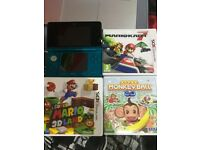 Nintendo 3DS bundle with games
