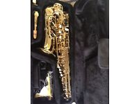 Alto Saxophone. Fantastic condition, unwanted birthday present.