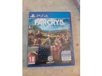 Ps4 Cyberpunk and farcry5 good condition