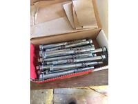 Rawl bolts box of 20 £3