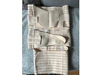 Women postpartum belt