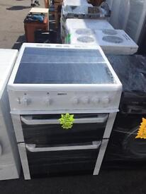 Reconditioned Beko 60cm Electric Cooker