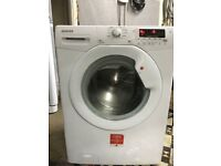 8 KG Hover Washing Machine With Free Delivery