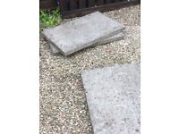 Old style slabs , free to uplift