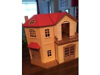 SYLVANIAN FAMILIES WILLOW COTTAGE