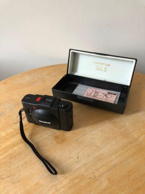 FULLY TESTED Olympus Xa2 35mm Film Camera D-zuiko 1:3 5 F=35mm Lens | in  Southwark, London | Gumtree