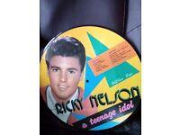 vinyl Record Picture Disc