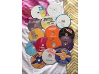 CDs - Selection of Dance Albums