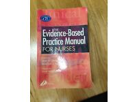 The evidence based practice manual