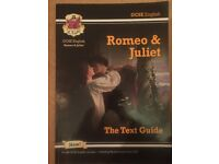 GCSE English Revision Guides-New Specification,Poetry,Christmas Carol,Inspector Calls,Romeo Juliet