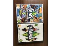 Sims 3 pc plus expansion pack