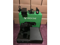 Xbox One Console 500GB Boxed