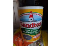Sandtex Ultra Smooth Masonry Paint - Vermont Grey - 5L NEW