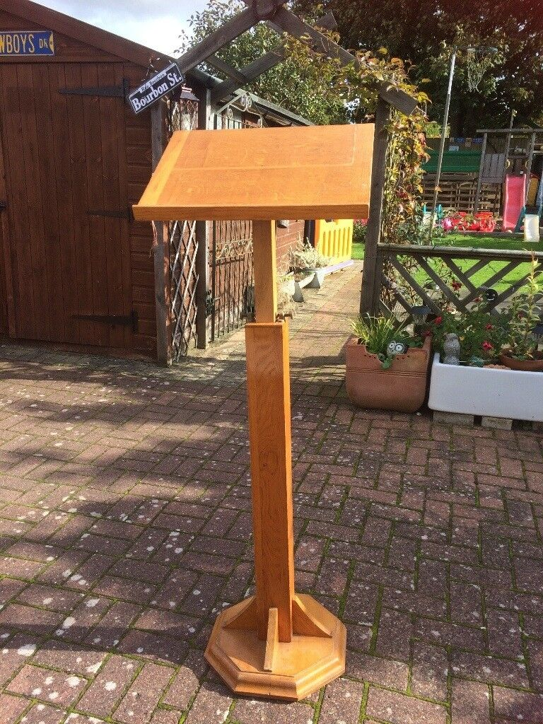 LECTERN.... WOODEN.