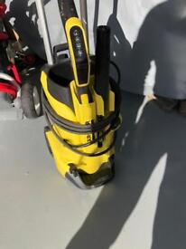 Karcher k4 full control power washer