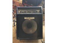 Behringer bass amp