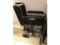 Brand new fold up Wheelchair
