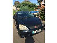 2002 Honda Civic Type R (EP3) for sale