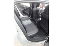 silver peugeot, 508 diesel saloon 2.0 hdi, 163 allure, automatic, £3850